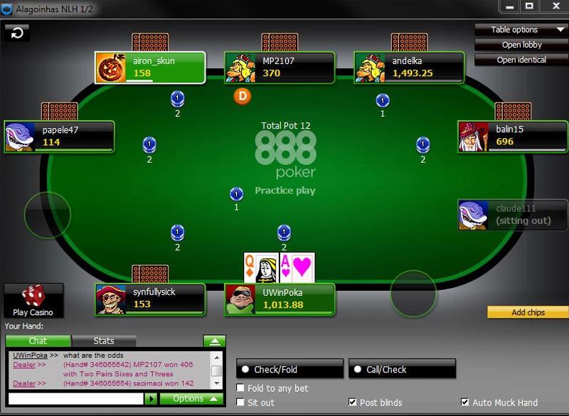 Juegos De 888poker